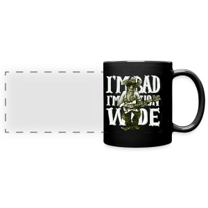 bearded - Full Color Panoramic Mug