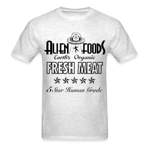 Alien Foods Fresh Meat - M - Men's T-Shirt