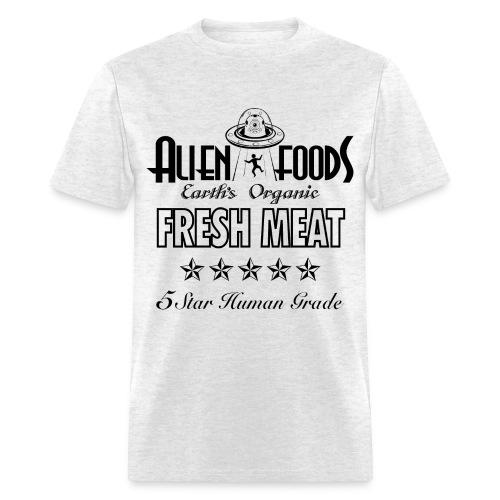 Alien Foods Fresh Meat - M - Men's T-Shirt