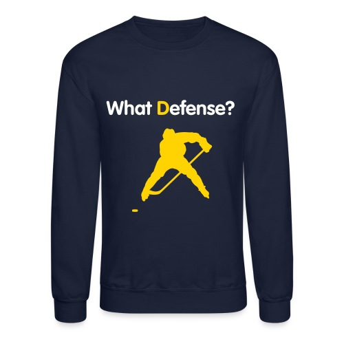 What Defense? - Crewneck Sweatshirt