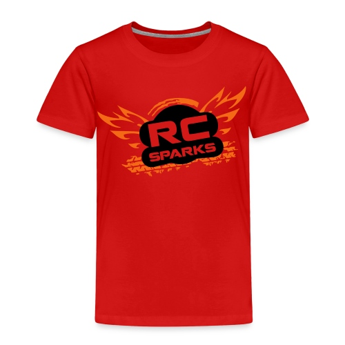 rc_logo - Smaller - Toddler Premium T-Shirt