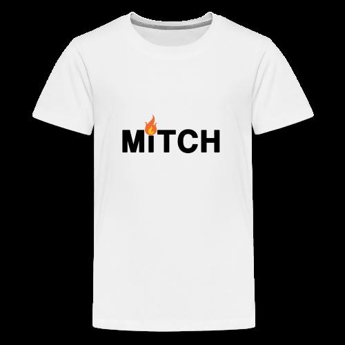Mitchell Buchan Fire Kids T-Shirt - Kids' Premium T-Shirt