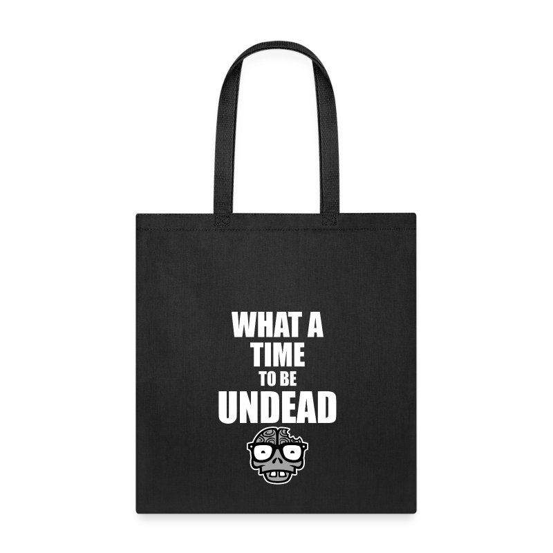 What A Time (White) - Tote Bag