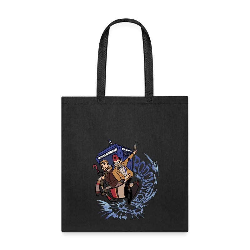 PODcasticaToon - Tote Bag