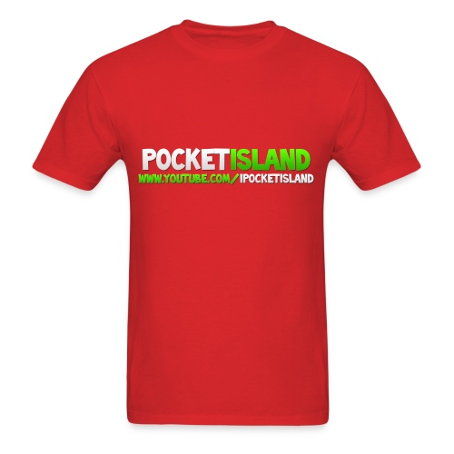 PocketIsland Shirt - Men's T-Shirt