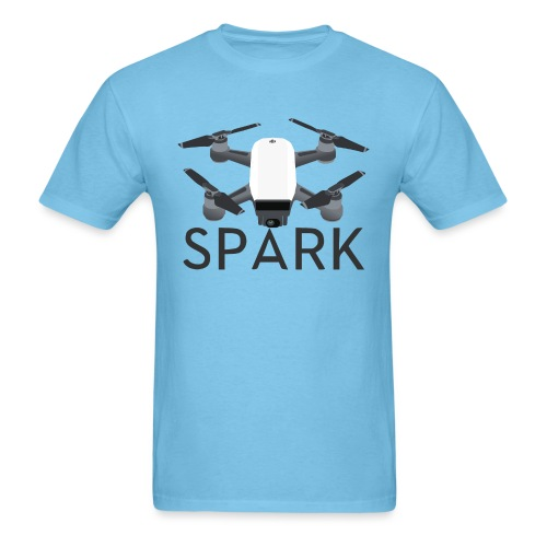 DJI Spark Pilot - Blue Skies - Men's T-Shirt