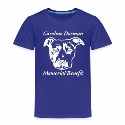 Blue Alt Logo Kid's Tee - Toddler Premium T-Shirt
