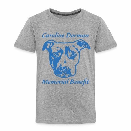 Gray Alt Logo Kid's Tee - Toddler Premium T-Shirt