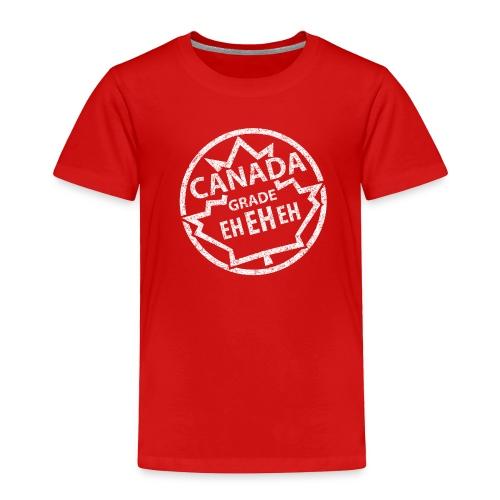 Canadian Triple EH White Baby & Toddler Shirts - Toddler Premium T-Shirt