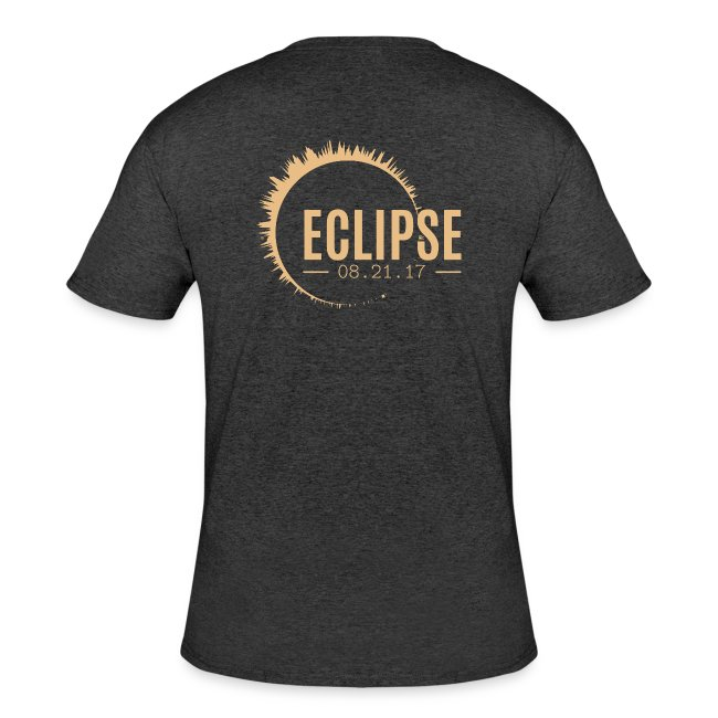 Eclipse 2017 - Mens Jersees Tee
