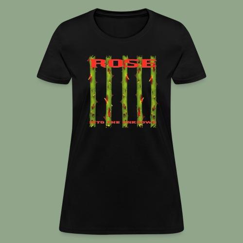 Rose - Unknown T-Shirt (women's) - Women's T-Shirt