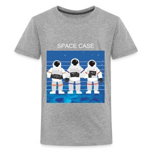 Space Case (2) - Kid's Size (M) - Kids' Premium T-Shirt