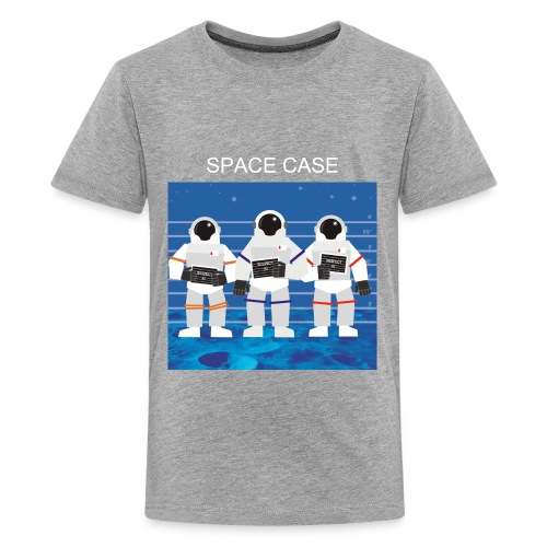Space Case (2) - Kid's Size (S) - Kids' Premium T-Shirt