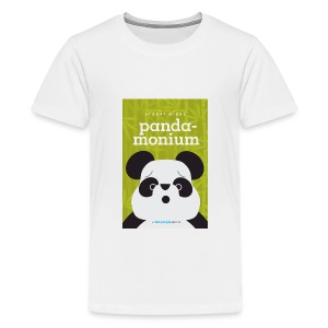 Panda-monium Kid's Size (S) - Kids' Premium T-Shirt