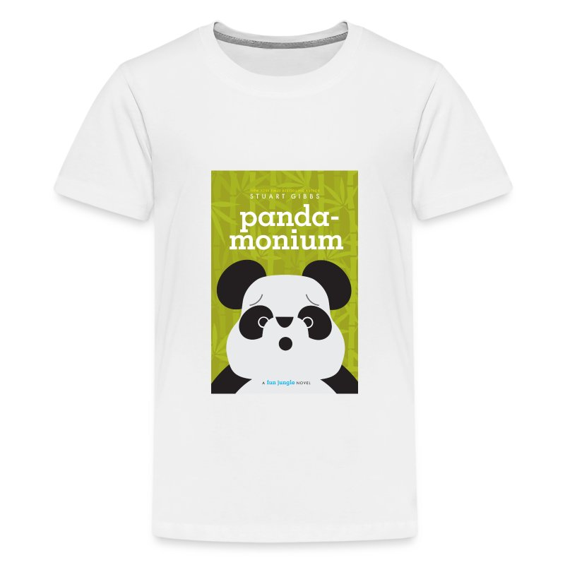 Panda-monium Kid's Size (M) - Kids' Premium T-Shirt