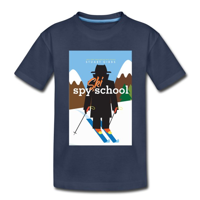 Ski Spy School - Kid's Size (L)