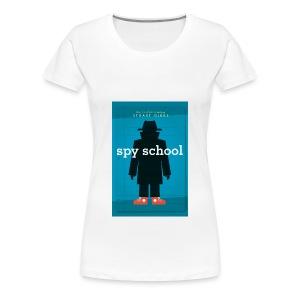 Spy School - Women's Size - Women's Premium T-Shirt