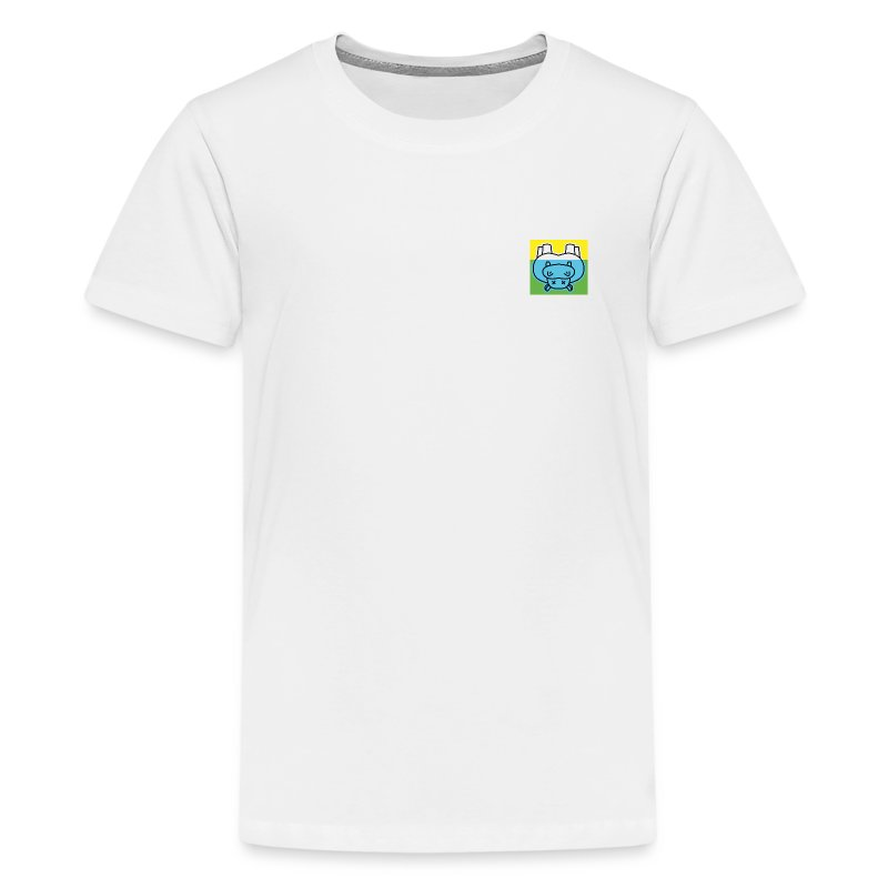 Belly Up Small Logo - Kid's Size (M) - Kids' Premium T-Shirt