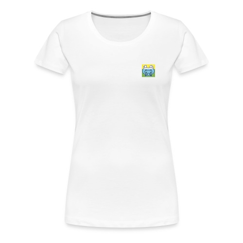 Belly Up Small Logo - Women's Size - Women's Premium T-Shirt