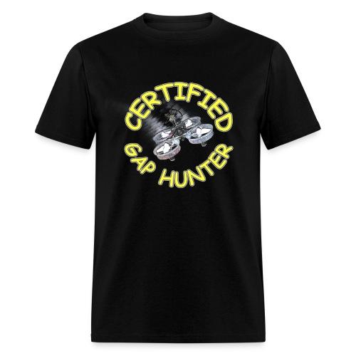 FPV - Certified Gap Hunter - Men's T-Shirt