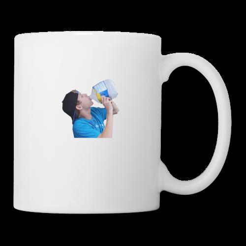 Sharky Drinking Bleach Coffe Mug! - Coffee/Tea Mug