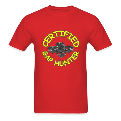 FPV - Certified Gap Hunter 3 - Men's T-Shirt