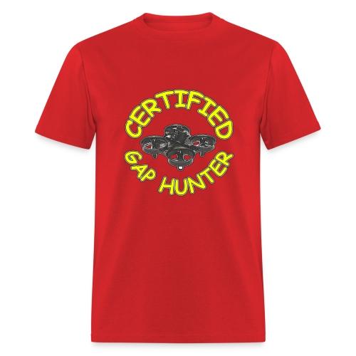 FPV - Certified Gap Hunter 3 - Men's T-Shirt