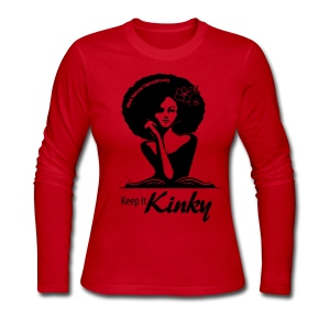Natural Girls - Women's Long Sleeve Jersey T-Shirt