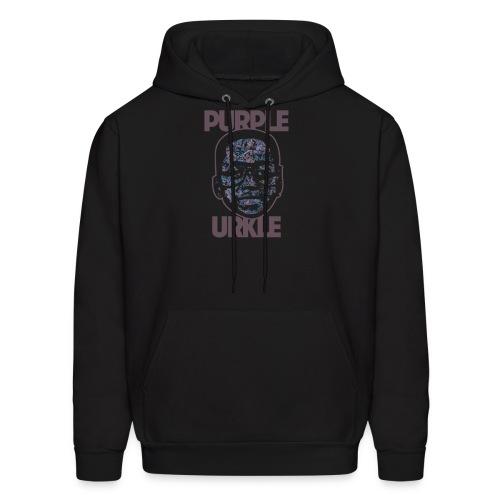 PURPLE URKLE HOODIE - Men's Hoodie