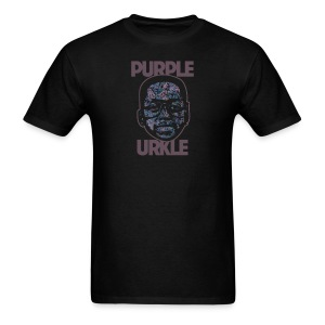 PURPLE URKLE  - Men's T-Shirt