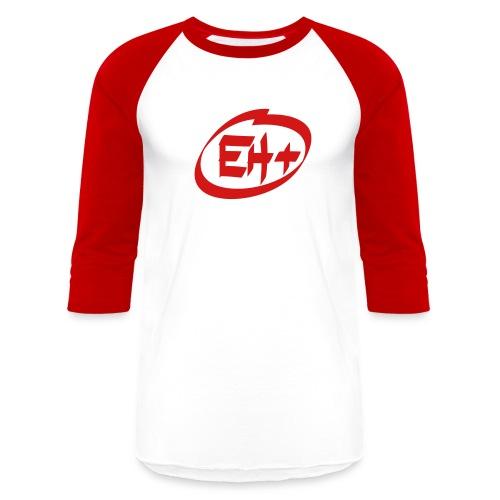 Eh+ Coloured Sleeves - Baseball T-Shirt