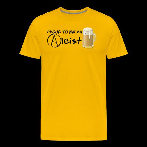 Proud To Be An Aleist Men's Premium T-Shirt - Men's Premium T-Shirt