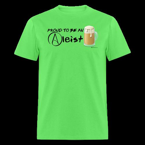 Proud To Be An Aleist Men's T-Shirt - Men's T-Shirt