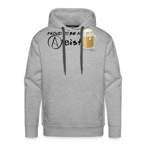 Proud To Be An Aleist Men's Premium Hoodie - Men's Premium Hoodie