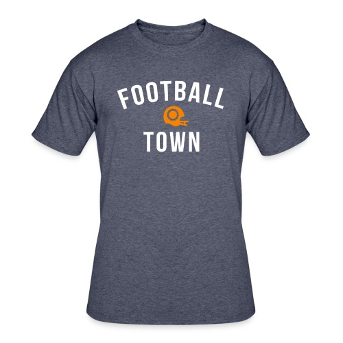 Football Town - Men's 50/50 T-Shirt
