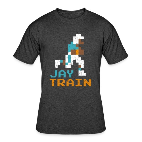 Jay Train - Men's 50/50 T-Shirt