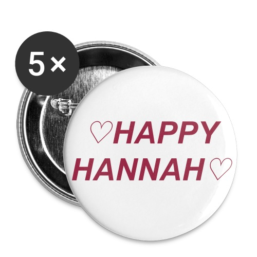 OG ♡HAPPYHANNAH♡ Buttons - Small Buttons
