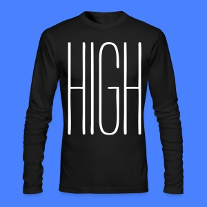 High Long Sleeve Shirts - stayflyclothing.com - Men's Long Sleeve T-Shirt by Next Level