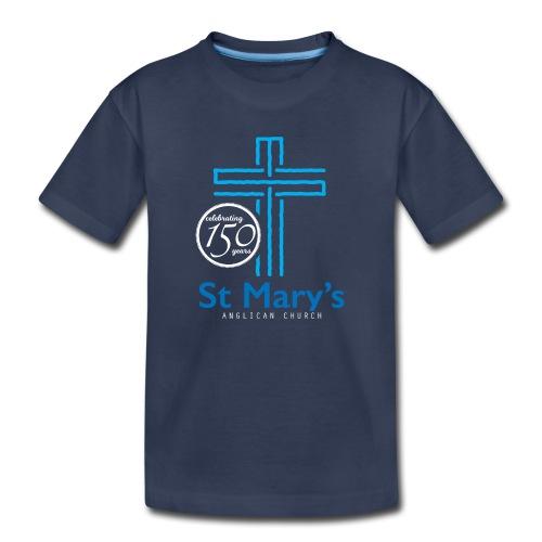 150th Navy T-Shirt (toddler) - Toddler Premium T-Shirt