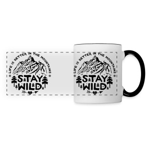 Stay Wild Mug - Panoramic Mug