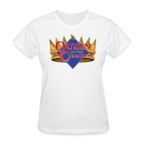 King of the Comments (Women) - Women's T-Shirt