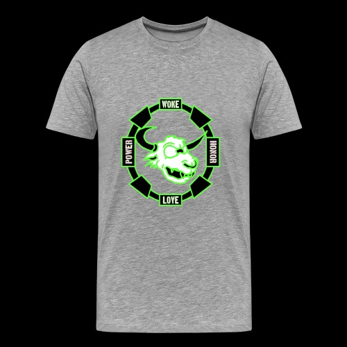 W.H.P.L. Gray - Men's Premium T-Shirt