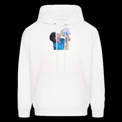 Sharky Drinking Bleach Hoodie (Many Colors) - Men's Hoodie