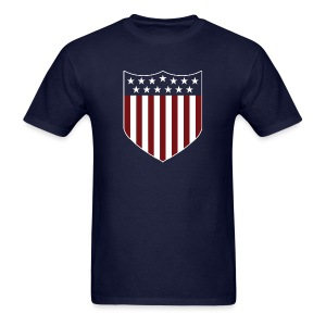 13 Stars/13 Stripes - Men's' T-shirt - Men's T-Shirt