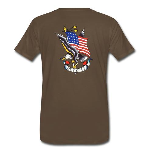 Brown Eagle T - Men's Premium T-Shirt