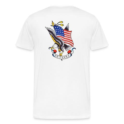White Eagle T - Men's Premium T-Shirt