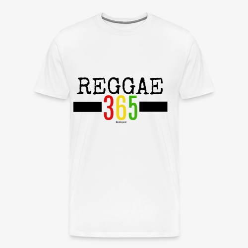 Reggae 365 - Men's Premium T-Shirt
