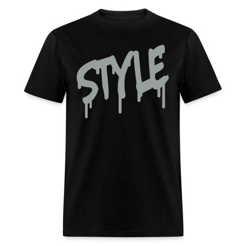 Style  - Men's T-Shirt