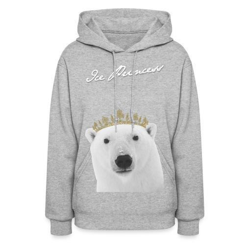 Princess Polar Bear - Women's Hoodie