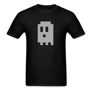 MegaZeux Pixel Ghost - Men's T-Shirt